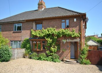 Thumbnail 3 bedroom semi-detached house for sale in Spixworth Road, Old Catton, Norwich