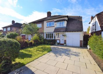 Thumbnail 3 bed semi-detached house for sale in Glenavon Road, Prenton