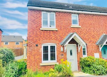 Thumbnail 3 bed semi-detached house for sale in Clos Pwll Glo, Merthyr Tydfil