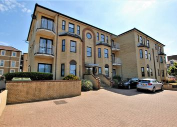 Thumbnail 2 bed flat for sale in Moyle Court, South Road