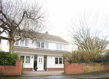 4 bed detached house for sale in Broadmead Crescent, Bishopston, Swansea SA3