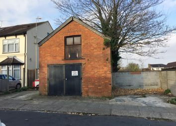Thumbnail Parking/garage for sale in Store Rear Of 24 Cambridge Road, Aldershot, Hampshire
