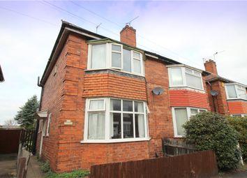 Thumbnail 2 bedroom semi-detached house for sale in Eden Street, Alvaston, Derby