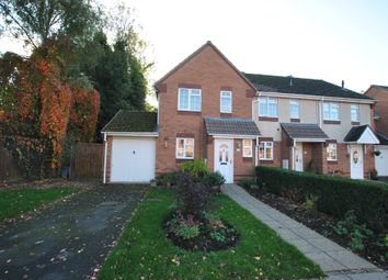 Thumbnail End terrace house for sale in Trafalgar Close, Muxton, Telford