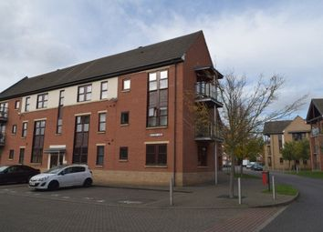 Thumbnail 1 bed flat to rent in Second Lane, Northampton