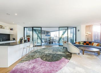 Thumbnail 2 bed flat for sale in Holland Street, London