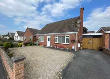 Thumbnail 3 bed detached bungalow for sale in Field Close, Westbury