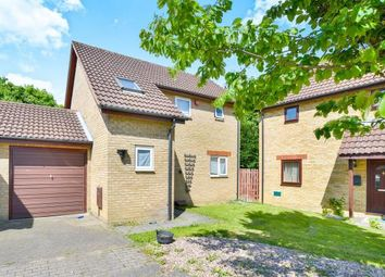 Thumbnail 3 bed detached house for sale in Chevalier Grove, Crownhill, Milton Keynes, Buckinghamshire