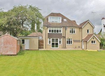 Thumbnail 5 bed detached house to rent in Oriental Road, Woking, Surrey
