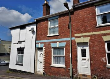 Thumbnail 2 bed terraced house for sale in Rosewood Terrace, Exeter
