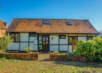 Thumbnail 2 bed detached house for sale in Thornborough Road, Nash, Milton Keynes