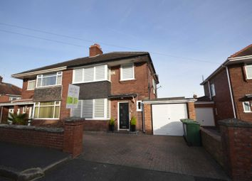 Thumbnail 3 bed semi-detached house for sale in Sunnybank, Bebington, Wirral