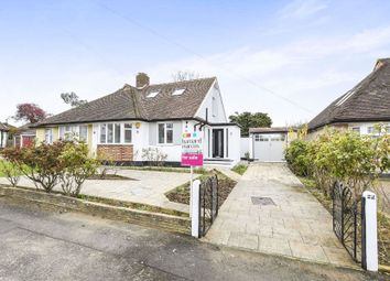 Thumbnail 4 bed bungalow for sale in Burford Road, Worcester Park