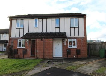 Thumbnail 2 bed semi-detached house to rent in Bonniksen Close, Leamington Spa