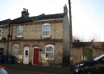 Thumbnail 2 bed end terrace house for sale in Stanley Road, Newmarket