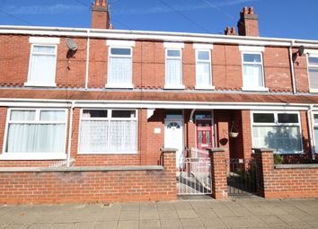 Thumbnail 3 bed terraced house for sale in Taylors Road, Stretford, Manchester