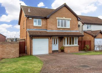 Thumbnail 4 bedroom detached house for sale in 12 Brixwold View, Bonnyrigg