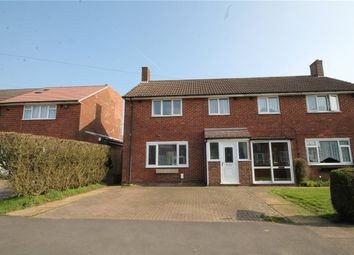 Thumbnail 3 bed semi-detached house for sale in Marbles Way, Tadworth
