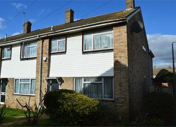 Thumbnail 4 bedroom end terrace house to rent in Magnum Close, Rainham, Essex