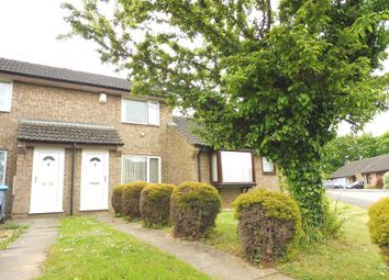 Thumbnail 1 bedroom terraced house for sale in Ludlow Close, Northampton