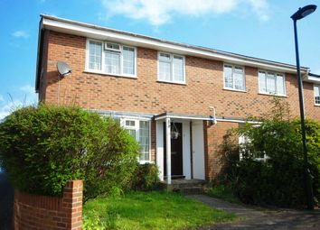 Thumbnail 4 bed end terrace house for sale in Birchwood Grove, Hampton