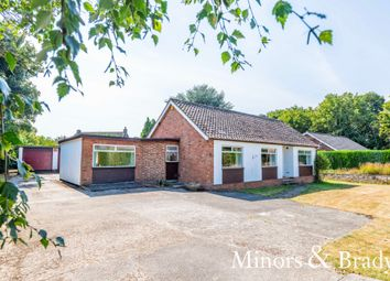 4 bed detached bungalow for sale in Church Road, Tasburgh, Norwich NR15