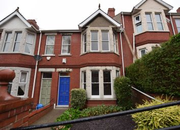 Thumbnail 4 bed terraced house for sale in The Grove, Barry
