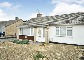 Whitestone Road, Frome BA11. 2 bed semi-detached bungalow for sale