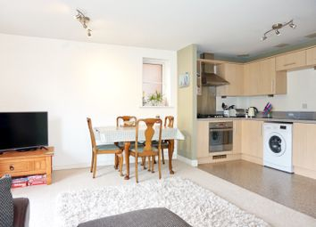 Thumbnail 2 bed flat for sale in Silver Streak Way, Rochester