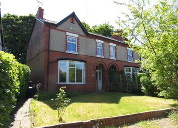 Thumbnail 4 bed terraced house for sale in Brook Lane, Newton, Chester