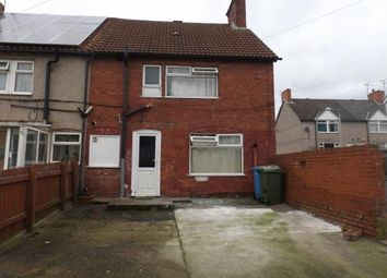 Thumbnail 3 bed end terrace house for sale in Third Avenue, Forest Town, Mansfield, Nottinghamshire