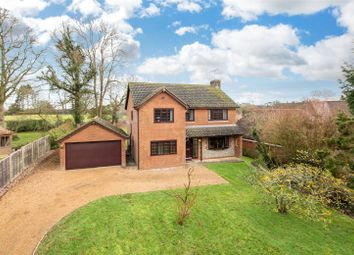 Thumbnail 4 bed detached house for sale in Cudworth Lane, Newdigate, Dorking, Surrey