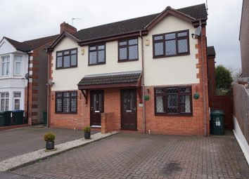 Thumbnail 3 bed semi-detached house for sale in Addison Road, Coventry