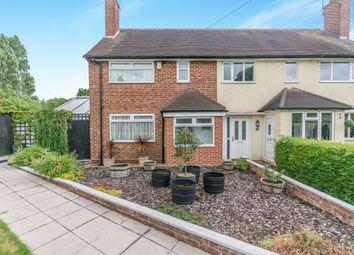 Thumbnail 2 bedroom semi-detached house for sale in Mickleton Avenue, Kitts Green, Birmingham