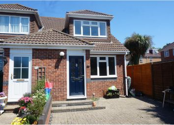 Thumbnail 1 bed end terrace house to rent in Botley Gardens, Southampton