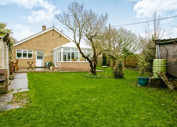 Thumbnail 3 bedroom detached bungalow for sale in High Street, Benwick, March