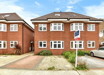 Thumbnail 3 bedroom terraced house for sale in Manor Gardens, Ruislip, Middlesex