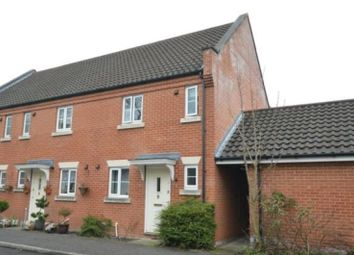 Thumbnail 2 bed end terrace house for sale in Marauder Road, Norwich, Norfolk