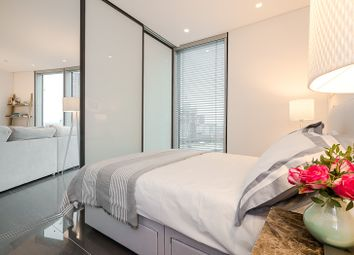 Thumbnail 1 bed flat for sale in The Tower, St George's Wharf, Vauxhall, Battersea, London