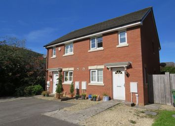 Thumbnail 2 bed semi-detached house for sale in Maes Ifor, Taffs Well, Cardiff