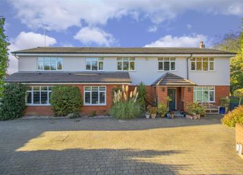 Thumbnail 5 bed detached house for sale in The Drive, Radlett