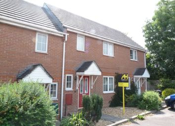 Thumbnail 2 bedroom terraced house to rent in Moneyer Road, Saxon Fields, Andover