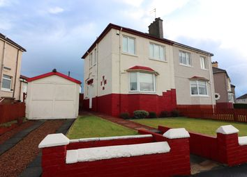 Thumbnail 3 bed semi-detached house for sale in Stephen Crescent, Garrowhill