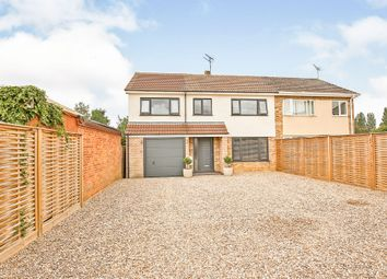 4 bed semi-detached house for sale in North Park, Fakenham NR21