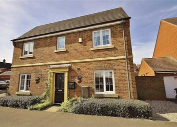 Thumbnail 4 bed link-detached house for sale in Swaffer Way, Singleton, Ashford