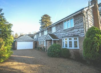 Thumbnail 5 bedroom detached house for sale in Immaculately Kept. Manor House Drive, Ascot, Berkshire