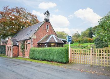 Thumbnail 3 bed detached house for sale in Moddershall, Near Stone, Staffordshire
