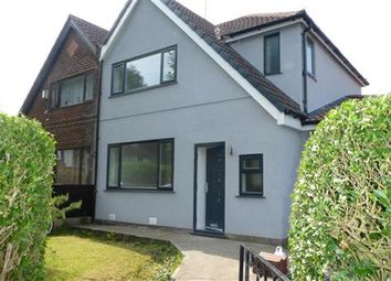 Thumbnail 4 bed semi-detached house for sale in Moor Lane, Salford