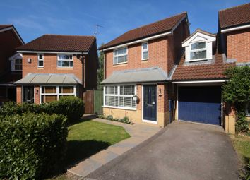 Thumbnail 3 bed link-detached house for sale in Wallcroft Close, Binfield, Bracknell