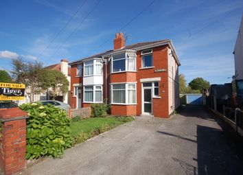 Thumbnail 3 bedroom semi-detached house for sale in Lancaster Road, Blackpool